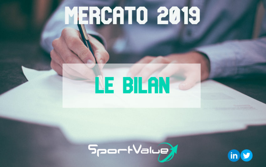 Mercato 2019 : Sport Value fait le bilan