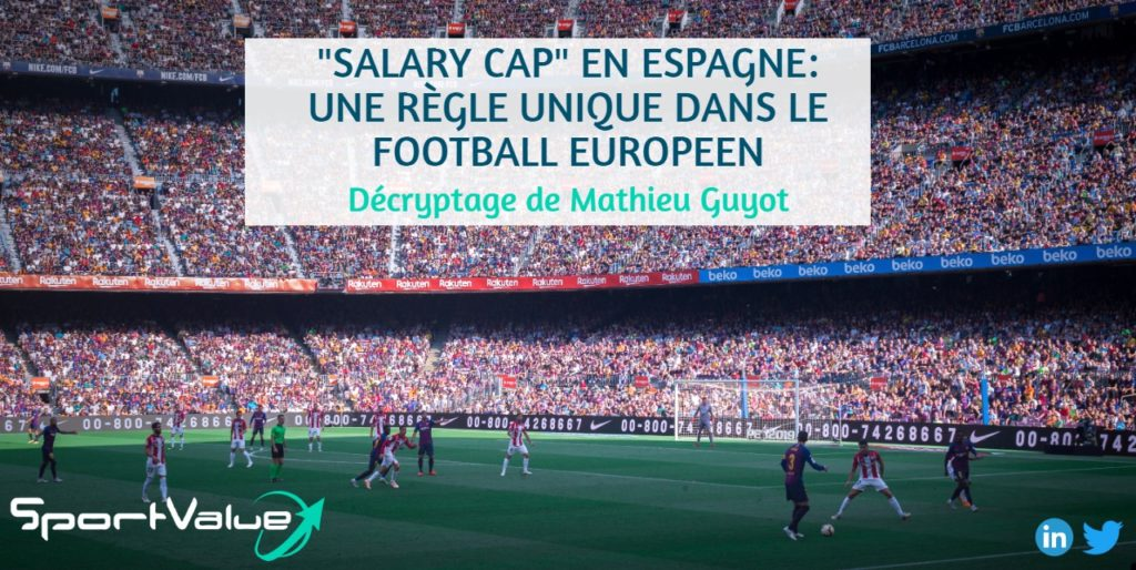 Salary Cap football Mathieu Guyot