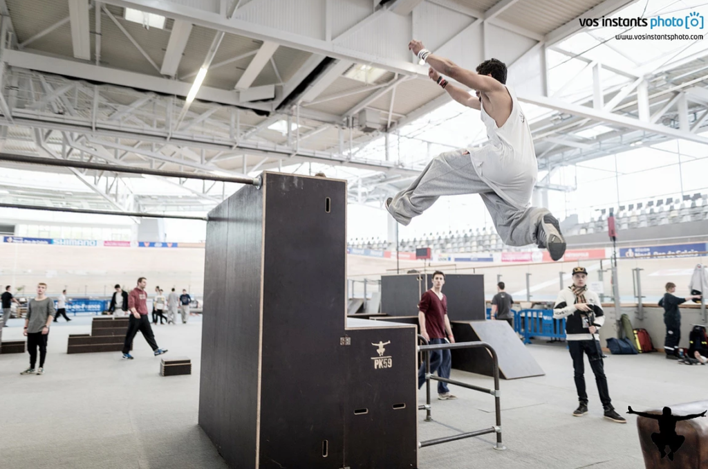 parkour roubaix sport value