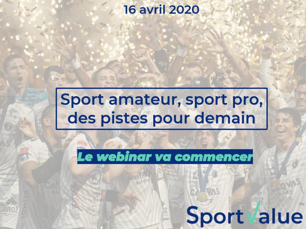 webinar sport value