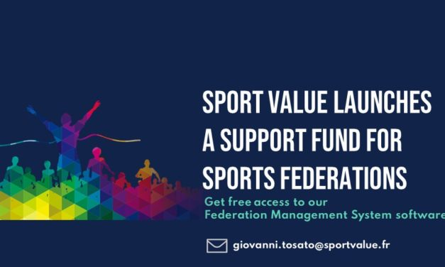 Sport Value launches a support fund for sports federations